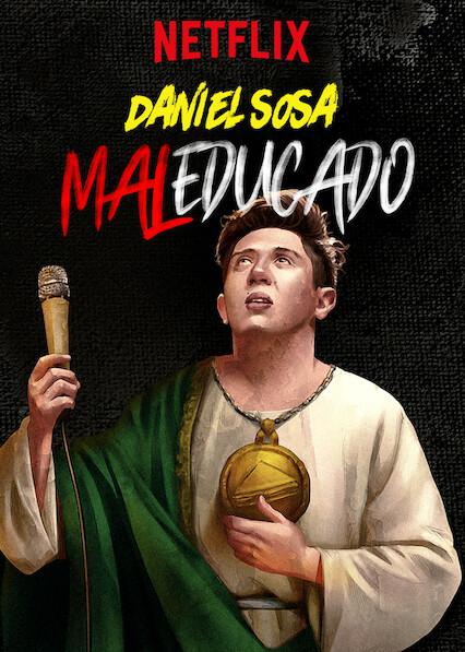 Daniel Sosa: Maleducado