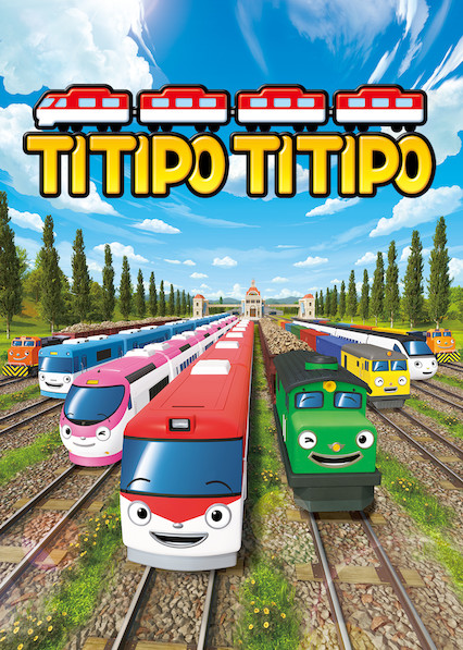 Titipo Titipo on Netflix AUS/NZ