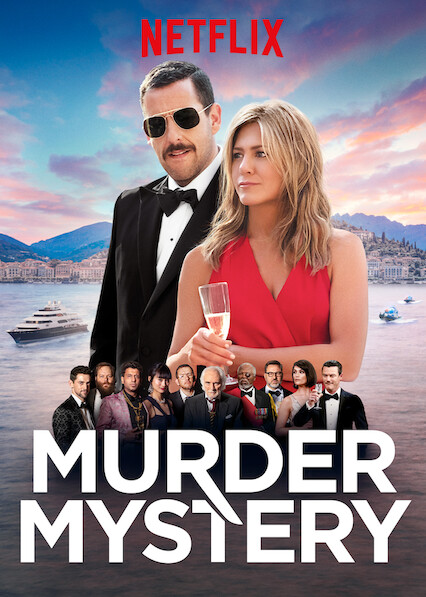 Murder Mystery on Netflix AUS/NZ