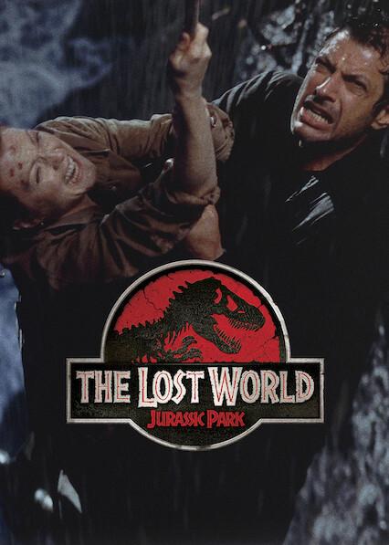 The Lost World: Jurassic Park on Netflix AUS/NZ