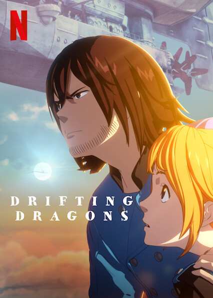 DRIFTING DRAGONS on Netflix AUS/NZ