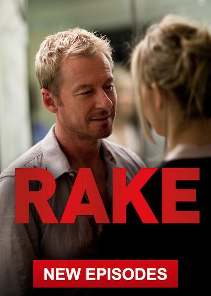 Rake on Netflix AUS/NZ