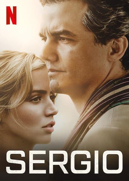 Sergio on Netflix AUS/NZ