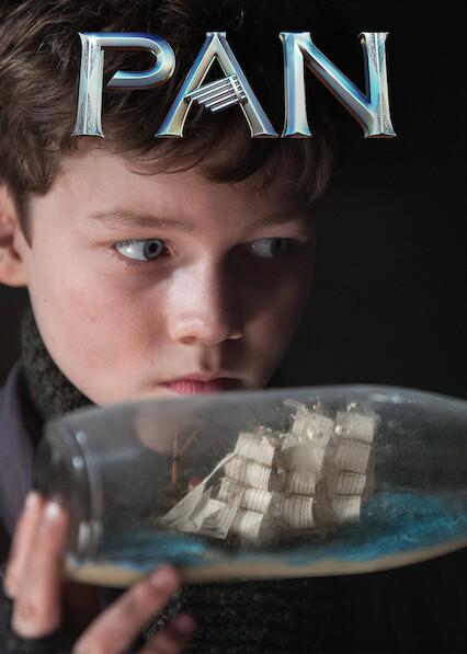 Pan on Netflix AUS/NZ
