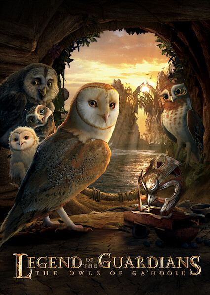 Legend of the Guardians: The Owls of Ga'Hoole on Netflix