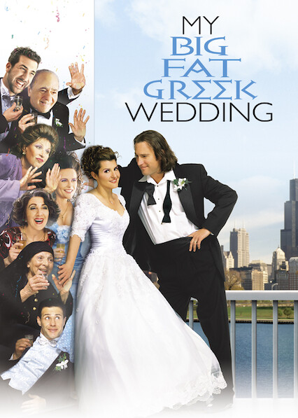 My Big Fat Greek Wedding on Netflix AUS/NZ