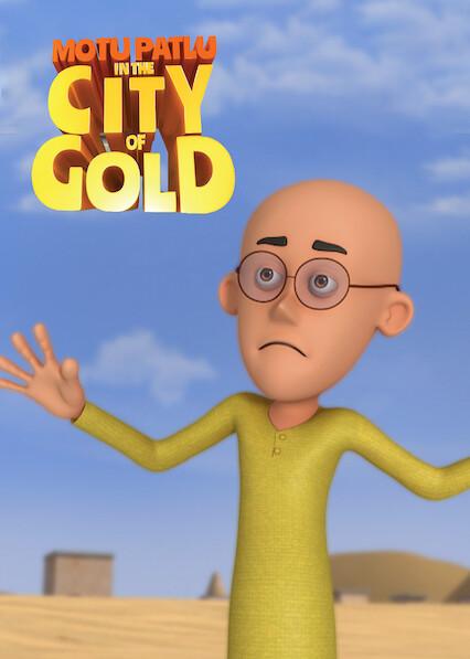 Motu Patlu in the City of Gold