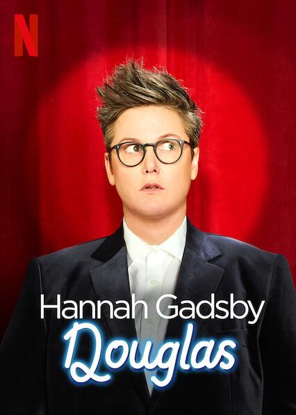 Hannah Gadsby: Douglas on Netflix AUS/NZ
