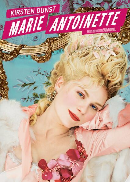 Marie Antoinette on Netflix AUS/NZ