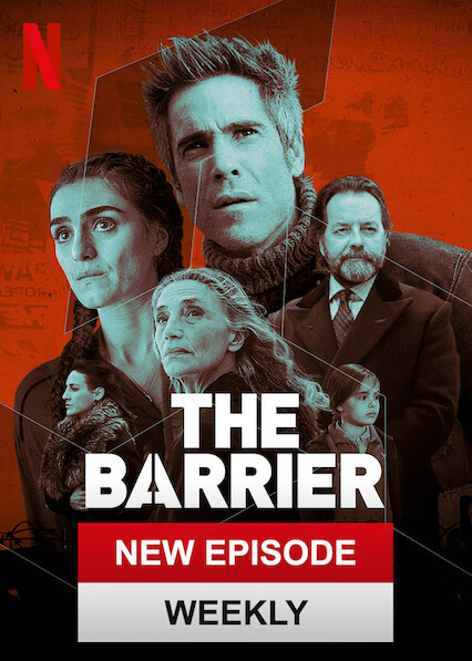 The Barrier on Netflix AUS/NZ