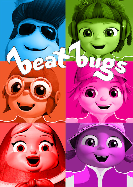 Beat Bugs on Netflix AUS/NZ