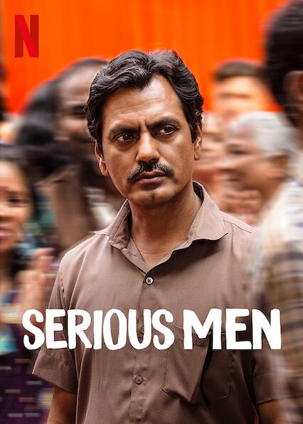 Serious Men on Netflix AUS/NZ