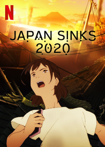 Japan Sinks: 2020 on Netflix AUS/NZ