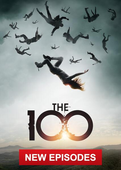 The 100 on Netflix AUS/NZ