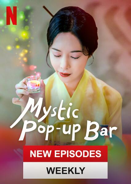 Mystic Pop-up Bar