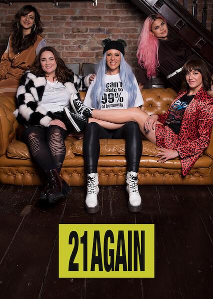 21 Again on Netflix AUS/NZ