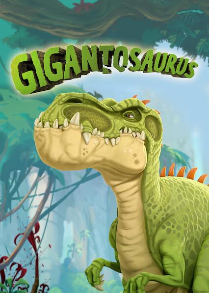 Gigantosaurus on Netflix AUS/NZ