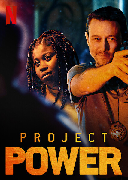 Project Power on Netflix AUS/NZ