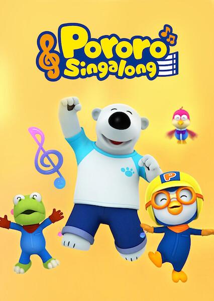 Pororo Singalong show NEW1 on Netflix AUS/NZ