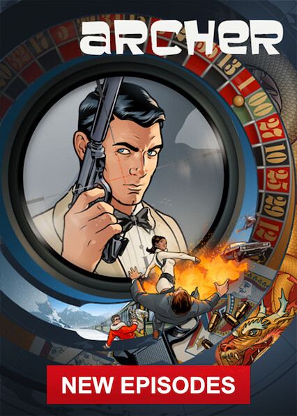 Archer on Netflix AUS/NZ
