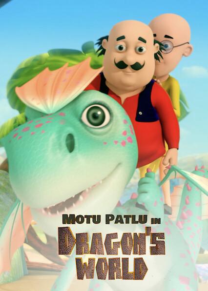 Motu Patlu in Dragon's World on Netflix AUS/NZ