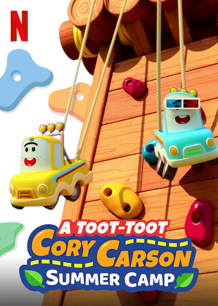 A Toot-Toot Cory Carson Summer Camp