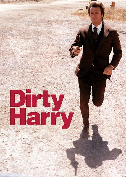 Dirty Harry on Netflix AUS/NZ