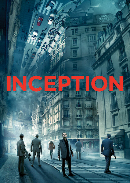 Inception on Netflix AUS/NZ