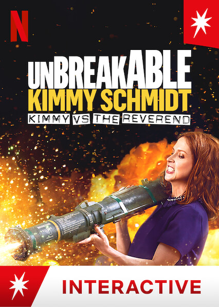Unbreakable Kimmy Schmidt: Kimmy vs. the Reverend on Netflix AUS/NZ