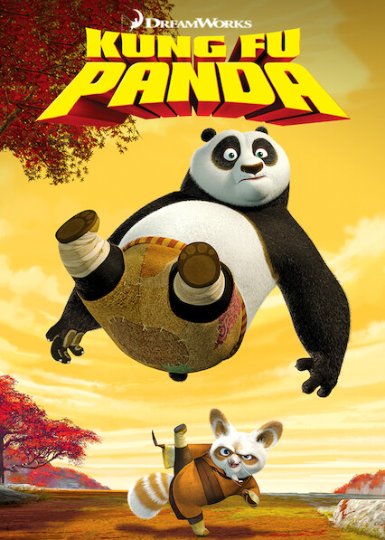 Kung Fu Panda on Netflix AUS/NZ