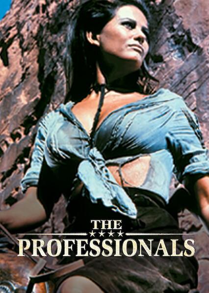 The Professionals on Netflix AUS/NZ