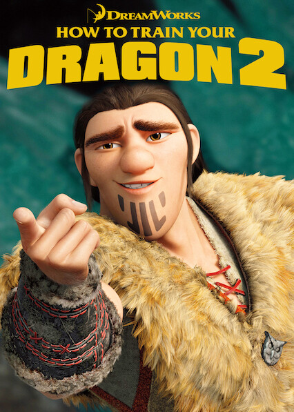 How to Train Your Dragon 2 on Netflix AUS/NZ