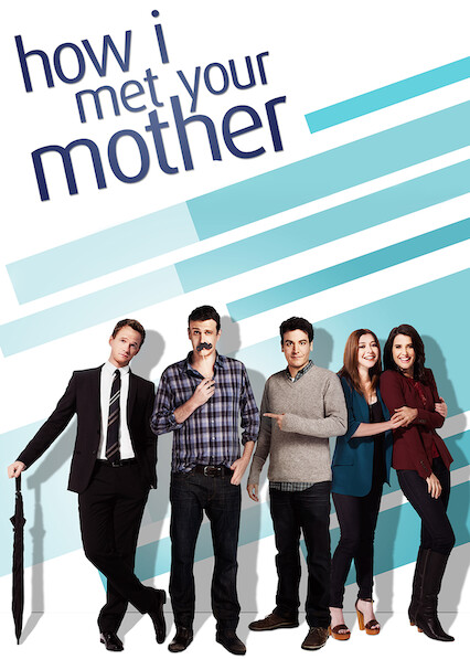 How I Met Your Mother on Netflix AUS/NZ