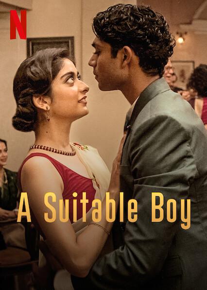 A Suitable Boy on Netflix AUS/NZ
