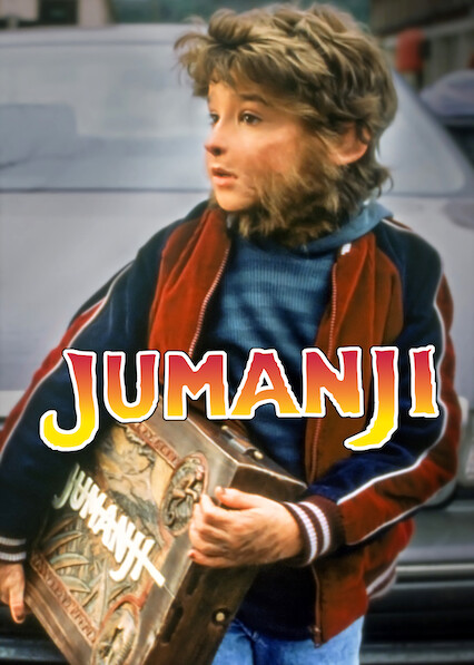 Jumanji on Netflix AUS/NZ