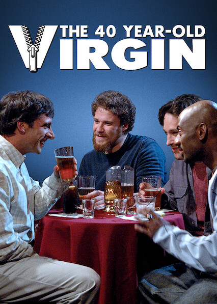 The 40-Year-Old Virgin on Netflix AUS/NZ