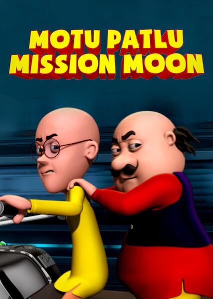 Motu Patlu: Mission Moon