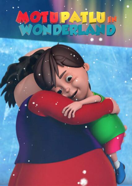 Motu Patlu in Wonderland on Netflix AUS/NZ