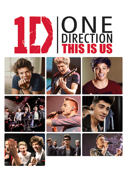 One Direction: This Is Us on Netflix AUS/NZ