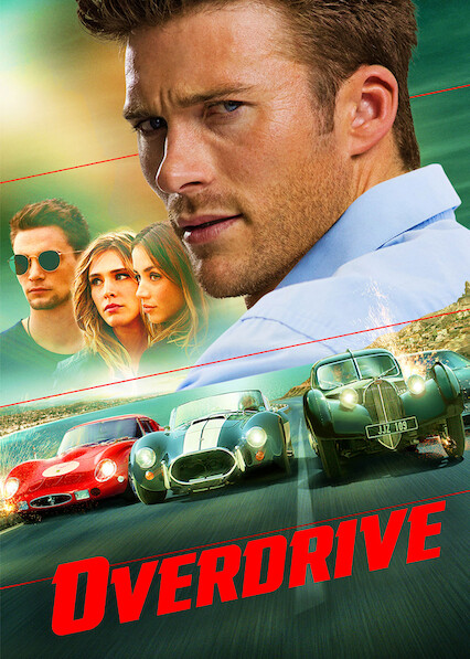 Overdrive on Netflix AUS/NZ