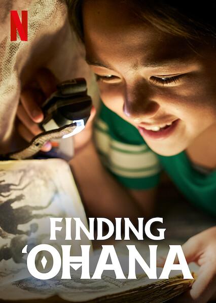 Finding 'Ohana on Netflix AUS/NZ