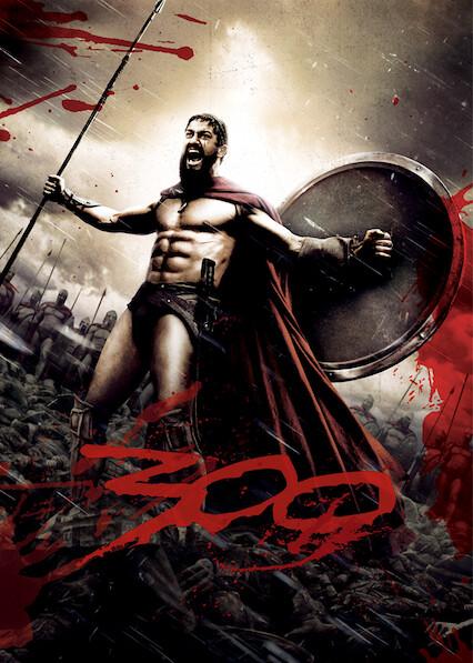 300 on Netflix AUS/NZ