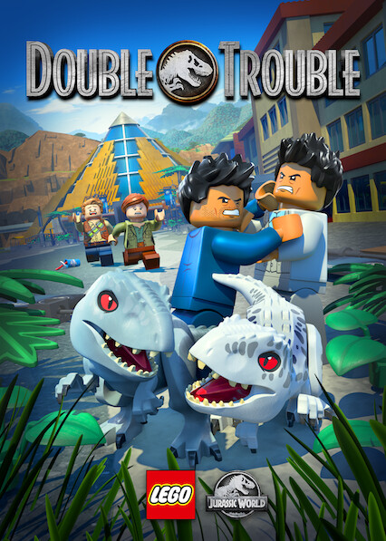 Jurassic World: Double Trouble
