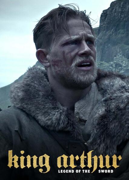King Arthur: Legend of the Sword on Netflix AUS/NZ