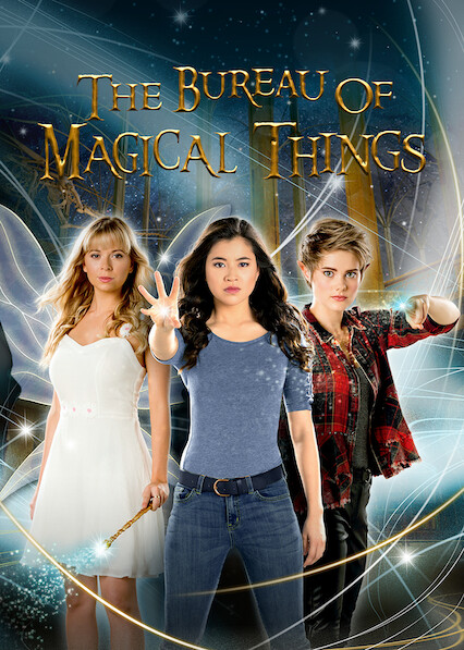 Bureau of Magical Things on Netflix AUS/NZ