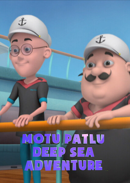 Motu Patlu: Deep Sea Adventure on Netflix AUS/NZ