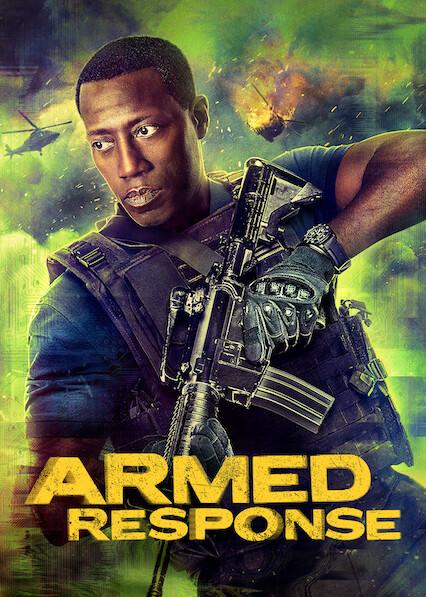 Armed Response on Netflix AUS/NZ