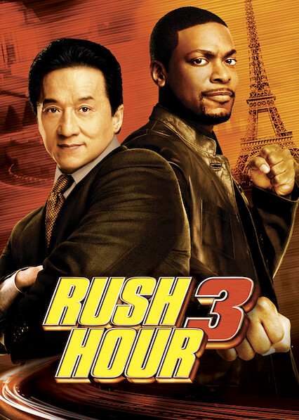 Rush Hour 3 on Netflix