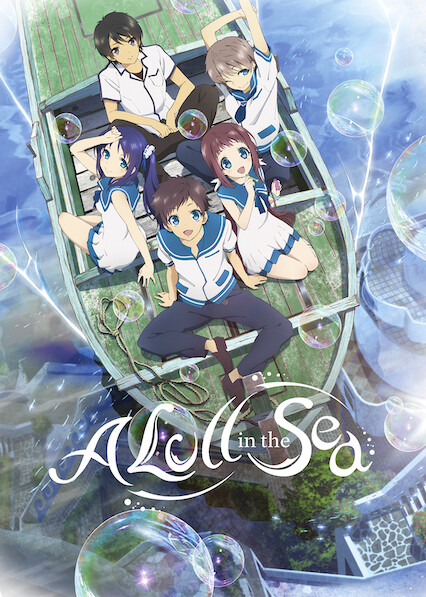 Nagi-Asu: A Lull in the Sea on Netflix AUS/NZ