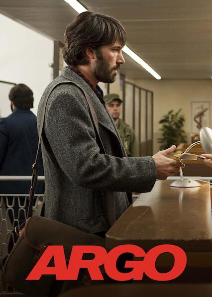 Argo on Netflix AUS/NZ